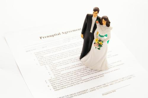 prenuptial agreement, equitable distribution, Illinois family law attorney