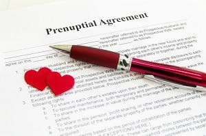 prenuptial agreement, remarriage, Illinois family law attorney