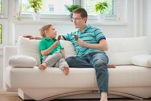 Divorce Affects Dads Too, divorce, child custody, child support, visitation, DuPage County divorce attorney