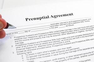 DuPage County, IL family law attorney prenuptial agreement