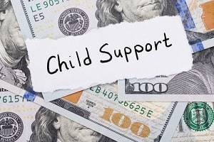 North Aurora family law attorney child support