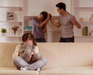 North Aurora family law attorney child custody