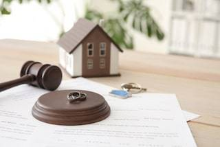 North Aurora divorce attorney property division